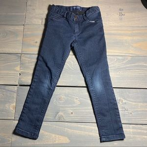 Girls 5T Old Navy Skinny Adjustable Jeans